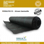 OPPOTEX 100 WOVEN GROUND COVER - Roll Size 2.0m x 100m (95GSM)